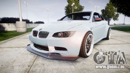 BMW E92 M3 LibertyWalk pour GTA 4