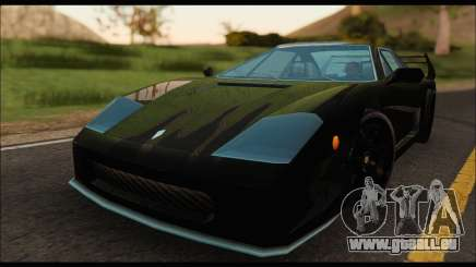 Turismo Limited Edition für GTA San Andreas
