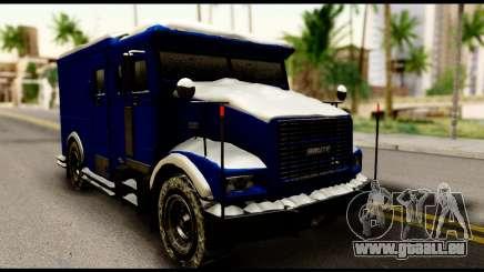 GTA 5 Stockade pour GTA San Andreas
