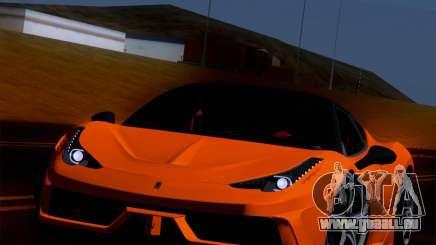 Ferrari 458 Special pour GTA San Andreas