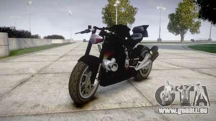 KTM 1190 RC8 StreetFight pour GTA 4