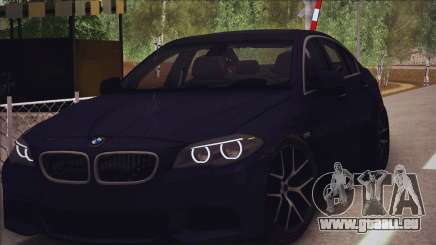 BMW M550d 2014 pour GTA San Andreas