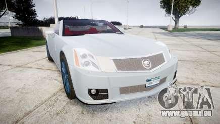 Cadillac XLR-V 2009 für GTA 4