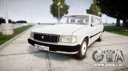 GAZ 31022 rims1 pour GTA 4