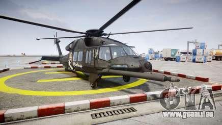 Sikorsky MH-X Silent Hawk [EPM] Printemps für GTA 4