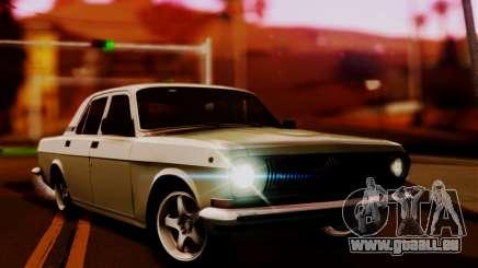 GAZ 24 Volga pour GTA San Andreas