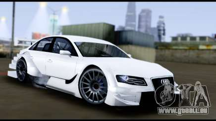 Audi A4 2008 Touring pour GTA San Andreas