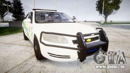Chevrolet Impala Martin County Sheriff [ELS] für GTA 4