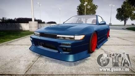 Nissan Silvia S13 1JZ pour GTA 4