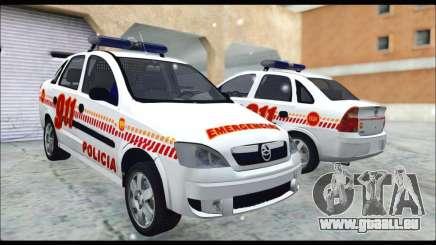 Chevrolet Corsa Premium Policia de Salta für GTA San Andreas