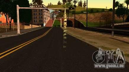 Noël Couteau pour GTA San Andreas