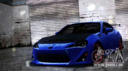 Subaru BRZ Drift Built für GTA San Andreas