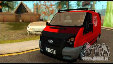 Ford Transit River pour GTA San Andreas