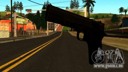 Colt 1911 from Battlefield 3 für GTA San Andreas