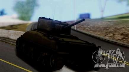 M4 Sherman für GTA San Andreas