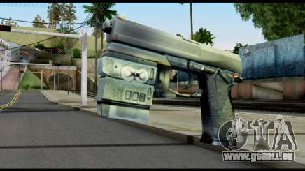 Socom from Metal Gear Solid für GTA San Andreas