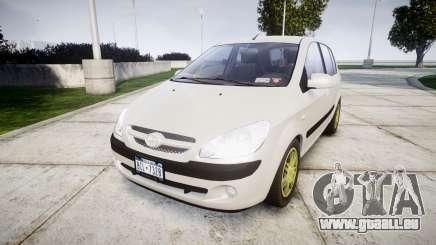 Hyundai Getz 2006 pour GTA 4