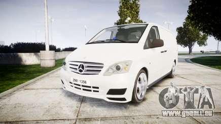 Mercedes-Benz Vito GIGN [ELS] für GTA 4