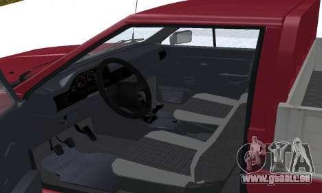 Daewoo FSO Polonez Truck Plus ST 1.9 D 2000 für GTA San Andreas Räder