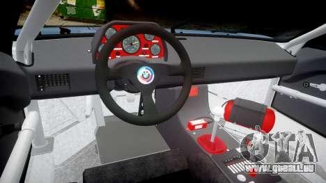 BMW M1 [EPM] für GTA 4 Rückansicht