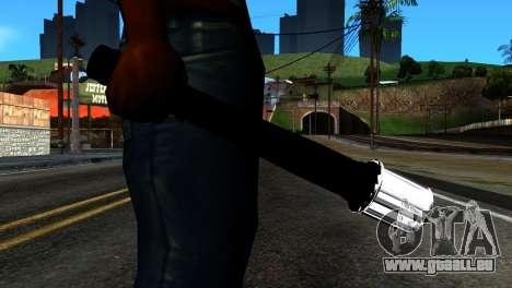 New Grenade pour GTA San Andreas troisième écran