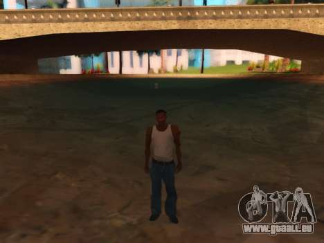 ENB by Robert für GTA San Andreas sechsten Screenshot