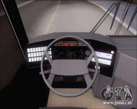 Nissan Diesel UD WEENA EXPRESS ERIC LXV für GTA San Andreas Seitenansicht