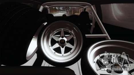 Honda Civic EG6 für GTA San Andreas Rückansicht