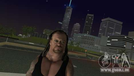 The Undertaker pour GTA Vice City