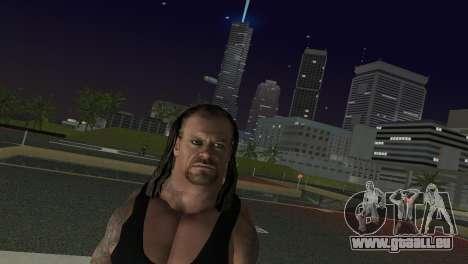 The Undertaker pour GTA Vice City