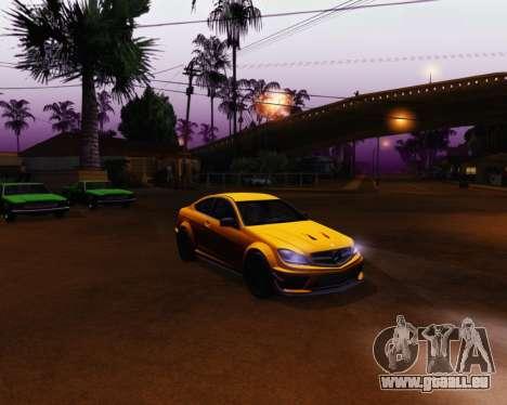 ENB by Robert v8.3 pour GTA San Andreas troisième écran