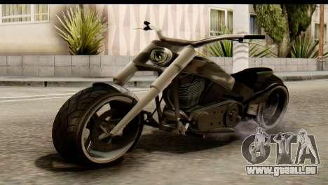 Innovation GTA 5 pour GTA San Andreas