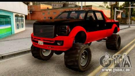 GTA 5 Vapid Sandking XL pour GTA San Andreas