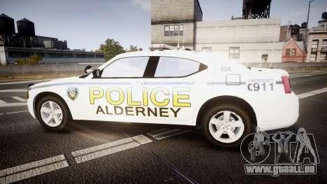 Dodge Charger 2006 Alderney Police [ELS] pour GTA 4 est une gauche