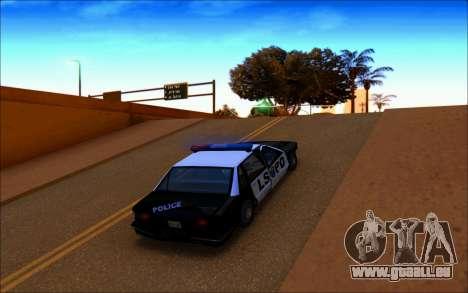 Ivy ENB June pour GTA San Andreas deuxième écran