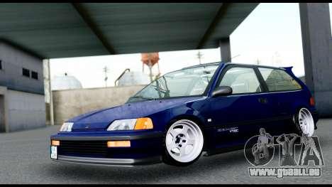 Honda Civic 4gen JDM pour GTA San Andreas