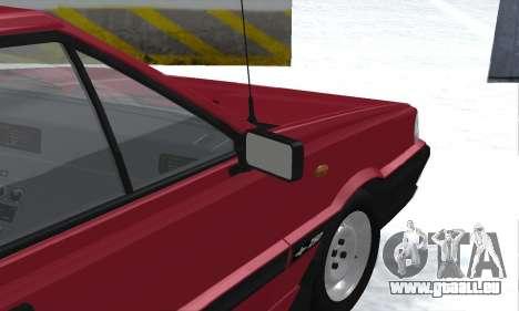 Daewoo FSO Polonez Truck Plus ST 1.9 D 2000 für GTA San Andreas Innen