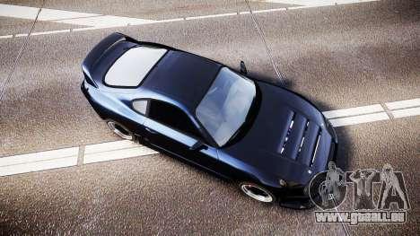 Toyota Supra Tuned pour GTA 4 est un droit