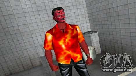 Devil Skin für GTA Vice City zweiten Screenshot