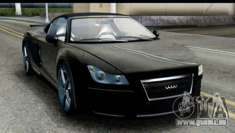 GTA 5 Obey 9F Cabrio SA Mobile für GTA San Andreas