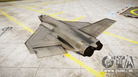 FA-38 pour GTA 4 est une gauche