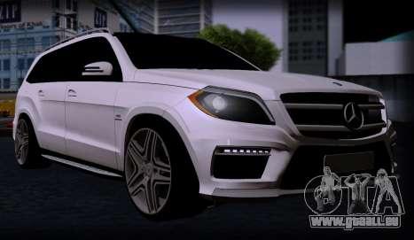Mercedes GL500 pour GTA San Andreas
