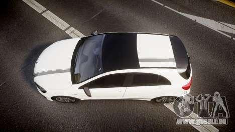 Mersedes-Benz A45 AMG PJs1 pour GTA 4 est un droit
