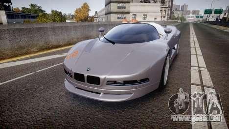 BMW Italdesign Nazca C2 v5.1 pour GTA 4