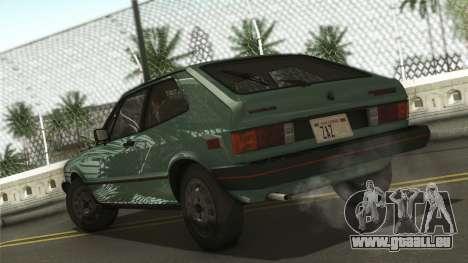 iPrend ENB Series v1.3 Final pour GTA San Andreas sixième écran