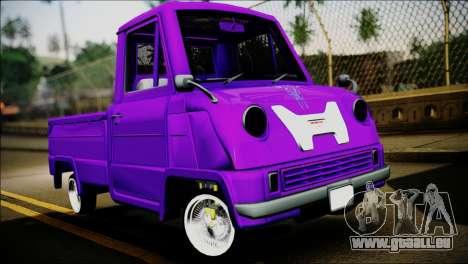Honda 360 pour GTA San Andreas