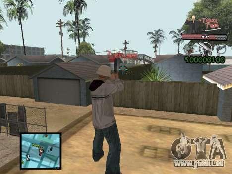C-Hud Yakuza II für GTA San Andreas dritten Screenshot