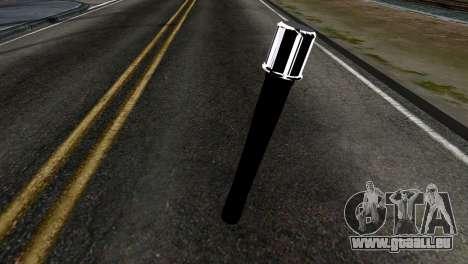 New Grenade pour GTA San Andreas deuxième écran