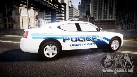 Dodge Charger 2006 LCPD [ELS] pour GTA 4 est une gauche