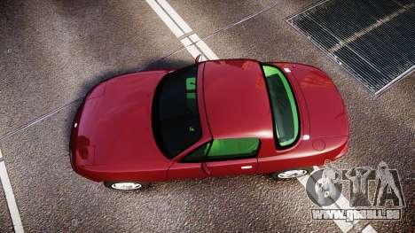 Mazda MX-5 Miata NA 1994 [EPM] pour GTA 4 est un droit